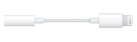 Perché Apple ha eliminato il jack per le cuffie - Adattatore da Lightning a Jack da 3,5 mm