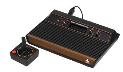 Storia di Atari: un Atari 2600