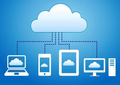 Cloud Gaming - Rappresentazione di internet come nuvola