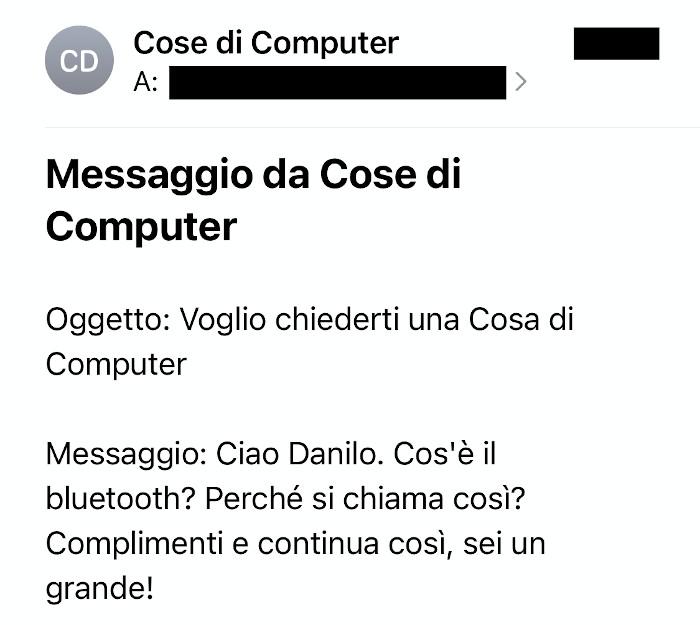 Cos'è il Bluetooth - Richiesta di Cosa di Computer