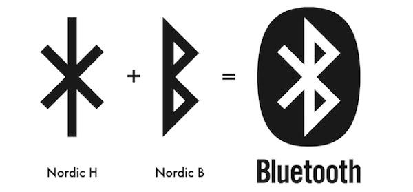 Cos'è il Bluetooth - Significato del logo Bluetooth