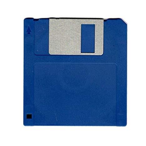 Icona di salvataggio: deriva dai floppy disk