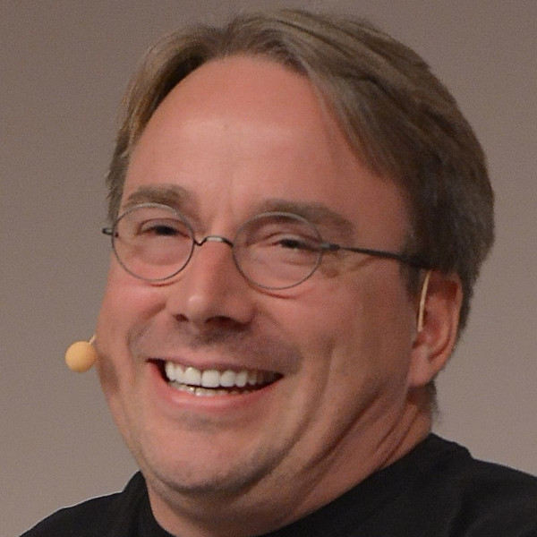 Storia di Linux - Foto di Linux Torvalds