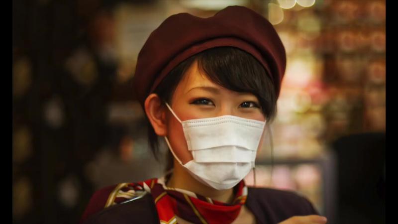 Lockdown Giappone mascherina