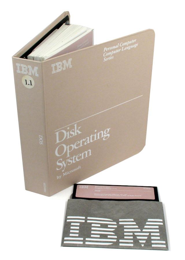 Cos'è un computer - Manuale di IBM-DOS
