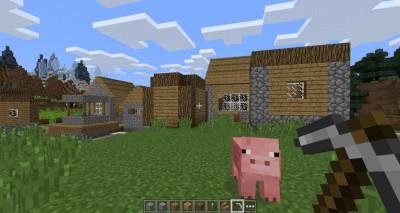 Cos'è un videogioco - Schermata di Minecraft