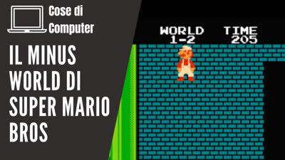 Minus World Super Mario Bros