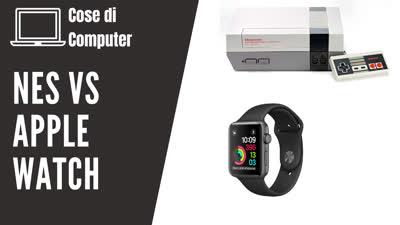 NES VS Apple Watch