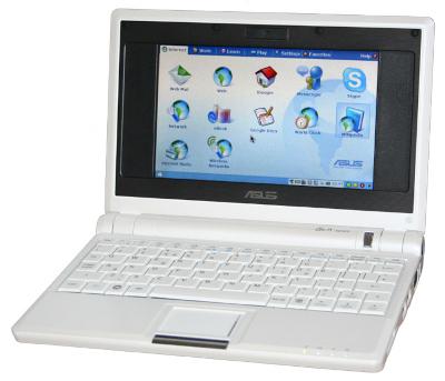 Cos'è un Netbook - L'ASUS eee PC 701