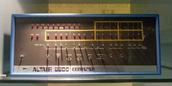 Olivetti Programma 101 - L'altair 8800