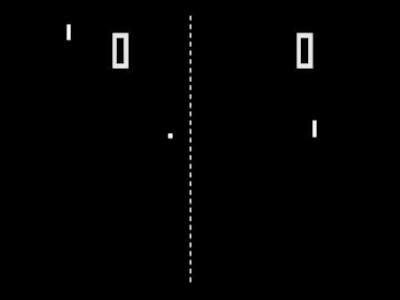 Storia di Atari: Pong