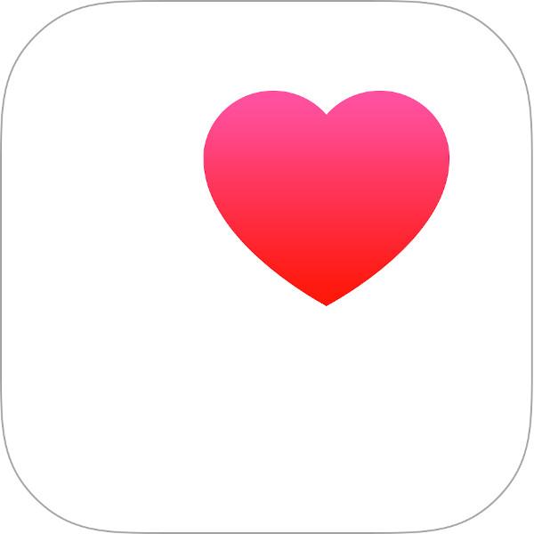 """Incastrato dai dati del suo iPhone: icona dell'app """"salute"""""""